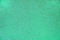 zielona ściana Zdjęcia Stock