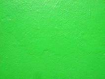 Zielona ściana Obrazy Royalty Free