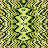 Zielona czarna i pomarańczowa okręgu grunge skutka wektoru ilustracja Obraz Royalty Free