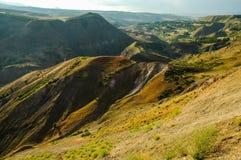 zielona dolina Północny Kurdystan, Turcja zdjęcia stock