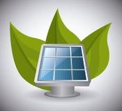 Zielona energia i ekologia Obraz Stock