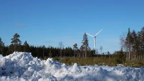 Zielona energia w wiośnie zbiory wideo