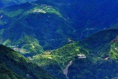 Zielona góra Zdjęcia Royalty Free