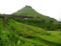 zielona góra obszarów wiejskich Fotografia Royalty Free