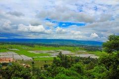 Zielona góra, Tajlandia Zdjęcia Stock