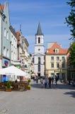 Zielona Gora i Polen fotografering för bildbyråer