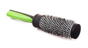 Zielona grępla dla włosy Fotografia Royalty Free