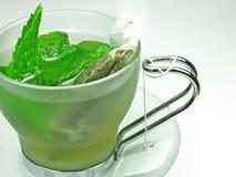 zielona herbata Zdjęcie Royalty Free