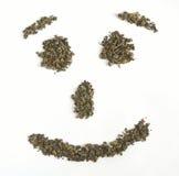 Zielona herbata Fotografia Royalty Free