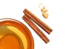 zielona herbata. Zdjęcie Stock