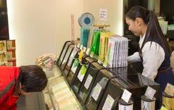 Zielona Herbata sklep, Nagasaki Zdjęcie Stock