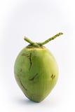Zielona kokosowa Owoc Zdjęcia Royalty Free