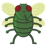 Zielona komarnica ilustracji