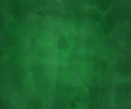 Zielona Kredowa deska Zdjęcia Royalty Free