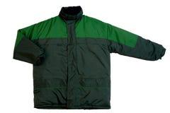 zielona kurtka Obrazy Royalty Free