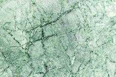 zielona marmurowa konsystencja Fotografia Stock