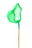 Zielona motyl sieć Zdjęcia Stock