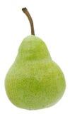 zielona pear Zdjęcie Royalty Free