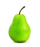 zielona pear Obrazy Royalty Free