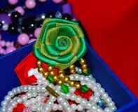 Zielona przedmiot fotografia Zdjęcie Royalty Free