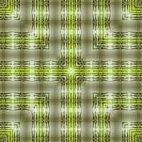 zielona spring konsystencja Bambus, warkocze ilustracji