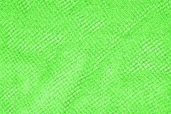 zielona srebna siatki tkanina z tkaną kruszcową nicią, enjoy zdjęcia royalty free