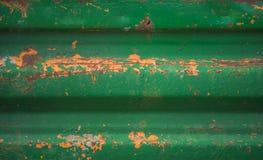 Zielona stara ośniedziała tekstura fotografia royalty free
