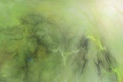 zielona tło (1) miękka część Zdjęcia Stock
