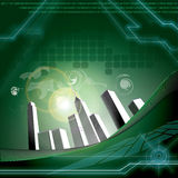 zielona technologia Zdjęcie Royalty Free