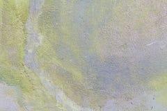 zielona tekstury ściany Fotografia Stock