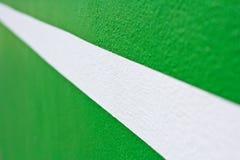 Zielona Tenisowego sądu powierzchnia Zdjęcie Royalty Free