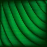 Zielona tkanina Zdjęcia Royalty Free