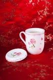 zielona ustalona herbata Obrazy Royalty Free
