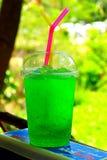 zielona wody Fotografia Royalty Free