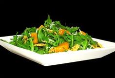 zielona zdrowa sałatka Zdjęcie Stock
