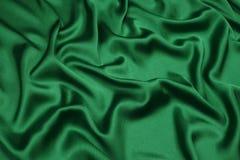 zielone światło w tle Fotografia Royalty Free