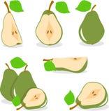 Zielone bonkrety ilustracyjne Zdjęcie Royalty Free