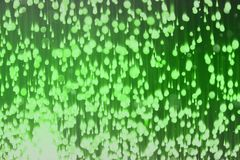 Zielone genialne chodzenie błyskotliwość tęsk ujawnienie tekstura - piękny abstrakcjonistyczny fotografii tło obrazy stock