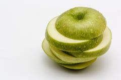 - zielone jabłka Zdjęcia Royalty Free