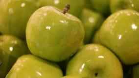 - zielone jabłka Obraz Stock