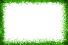 zielone liście tło Fotografia Royalty Free