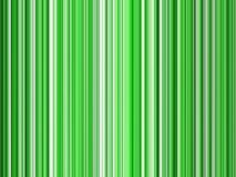 zielone liny Ilustracji