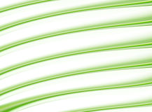 zielone liny Fotografia Stock