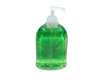 zielone mydło Zdjęcia Stock