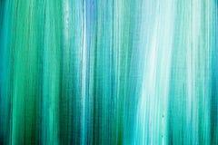 zielone odcienie Obraz Royalty Free
