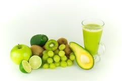 Zielone owoc zdjęcie stock