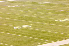 zielone pola trawy tła futbolowa konsystencja Fotografia Royalty Free