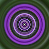 zielone purpurowy Zdjęcia Royalty Free