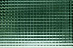 zielone szkło Obrazy Stock