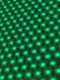 Zielonego colour światło ilustracja wektor